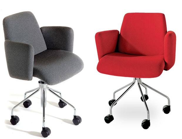 Kartell moorea stuhl design vico magistretti for Designer schreibtischstuhl