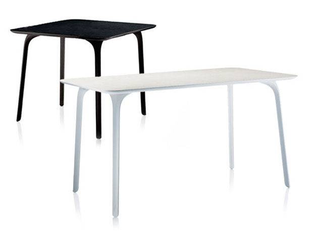 Magis table first design stefano giovannoni for Magis table first