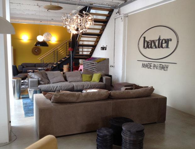 Ausstellungsbilder designathome in haan for Baxter budapest