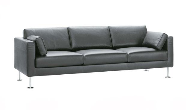 Polstermöbel Italien Hersteller vitra park sofa design jasper morrison 2004