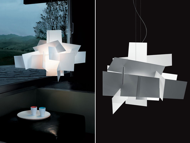 foscarini big bang design enrico franzolini. Black Bedroom Furniture Sets. Home Design Ideas