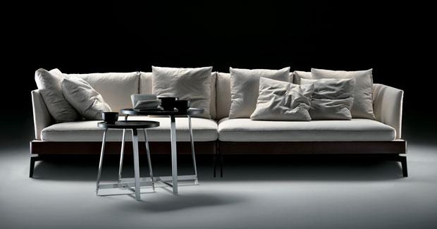 flexform feel good sofa desgn antonio citterio 2009. Black Bedroom Furniture Sets. Home Design Ideas