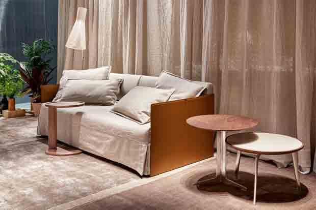 flexform eden schlafsofa design antonio citterio 2016. Black Bedroom Furniture Sets. Home Design Ideas