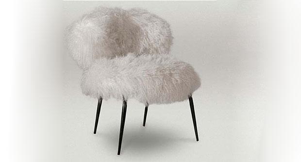 Baxter Stuhl Kleiner Sessel Nepal Design Paola Navone