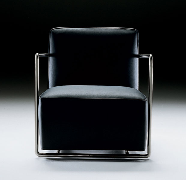 flexform a b c sessel design antonio citterio 1998 2001. Black Bedroom Furniture Sets. Home Design Ideas