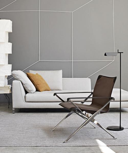 Contemporary Home Style By B B Italia: Beverly Sessel (design: Antonio Citterio