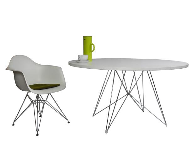 Tisch design rund  Tavolo XZ3 rund :: designathome - Wohnkultur und Design