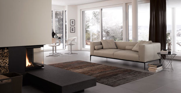 walter knoll jaan living sofa couch design eoos. Black Bedroom Furniture Sets. Home Design Ideas