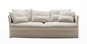 Living Divani Curve Sofa Piero Lissoni