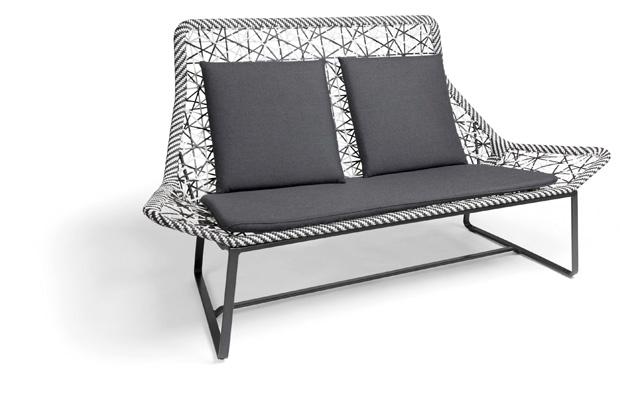 Kettal sofa maia design patricia urquiola for Designer couchtisch maia