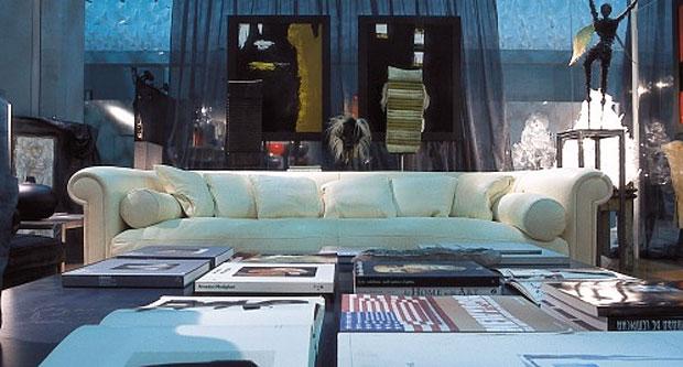 designer moebel weiss baxter. Black Bedroom Furniture Sets. Home Design Ideas