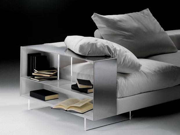 Flexform lightpiece sofa design antonio citterio 2002 for Citterio arredamenti