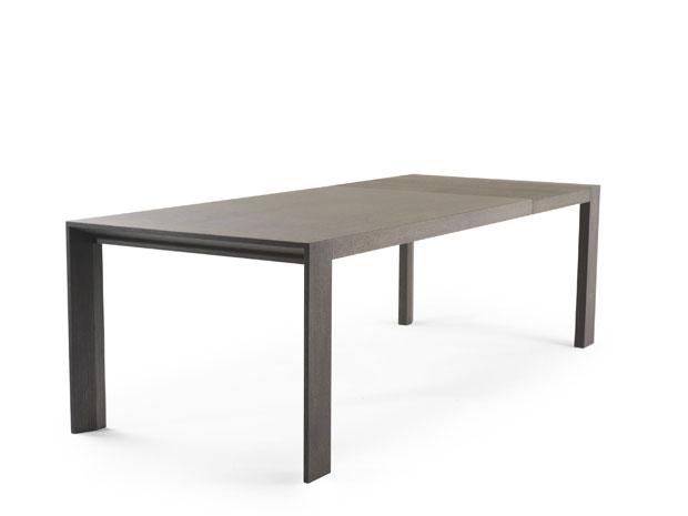 Arco Balance Tisch ~ Schwinger Arco 2er Set – Gestell Edelstahl – Bezug Kunstleder schwarz – Maß