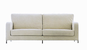 Living Divani Gregory Sofa C.R.S.