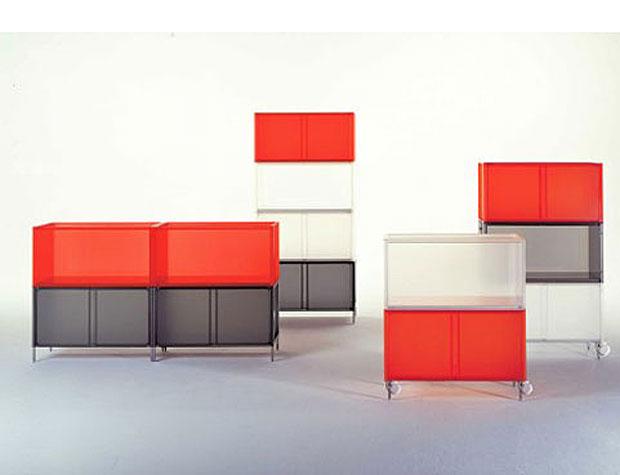 kartell regal one. Black Bedroom Furniture Sets. Home Design Ideas