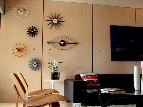Vitra Eye Clock Design George Nelson