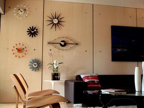 Vitra Eye Clock Design George Nelson