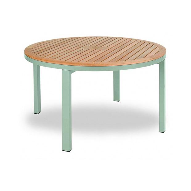 kettal via tisch rund design kettal studio. Black Bedroom Furniture Sets. Home Design Ideas