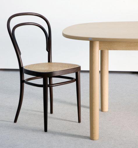 thonet 215 r stuhl design michael thonet 1859. Black Bedroom Furniture Sets. Home Design Ideas
