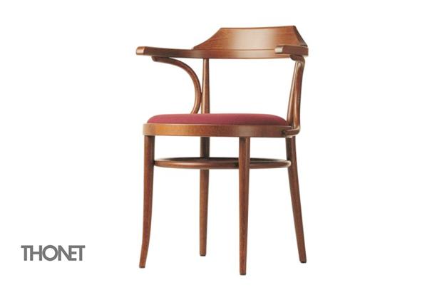 thonet 233 armlehnstuhl design gebr der thonet 1895. Black Bedroom Furniture Sets. Home Design Ideas