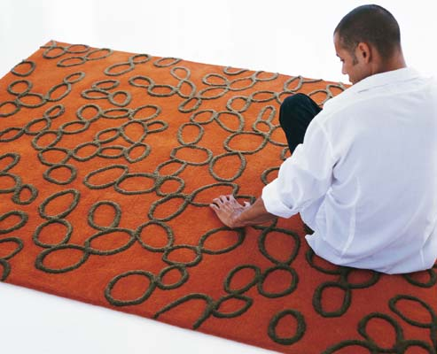 Nanimarquina ovo teppich design nani marquina