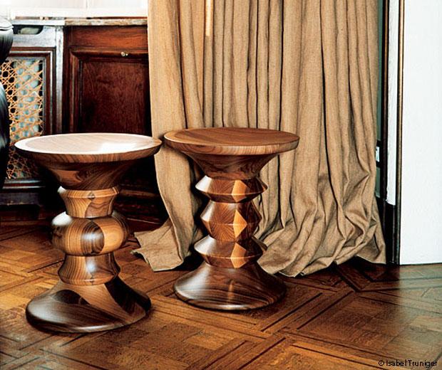 vitra stools charles ray eames 1960. Black Bedroom Furniture Sets. Home Design Ideas