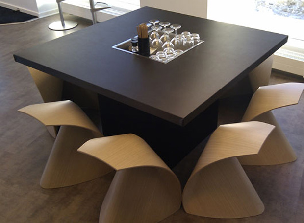 lapalma ap barhocker design shin azumi. Black Bedroom Furniture Sets. Home Design Ideas