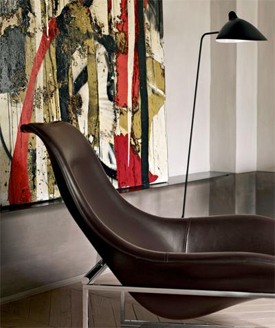 b b italia mart sessel design antonio citterio. Black Bedroom Furniture Sets. Home Design Ideas