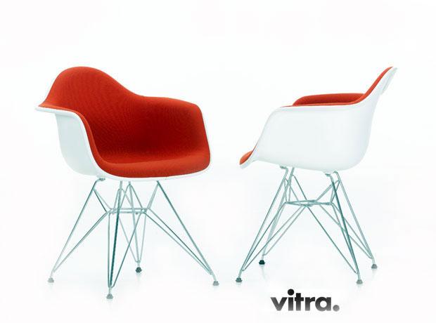 Vitra eames plastic armchair charles ray eames