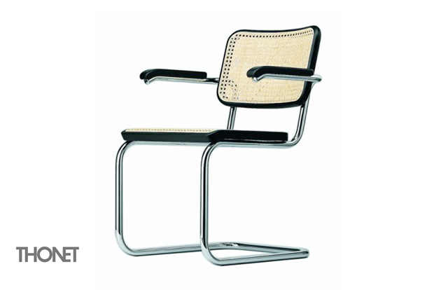 thonet s 64 stuhl design marcel breuer mart stam 19329 30. Black Bedroom Furniture Sets. Home Design Ideas