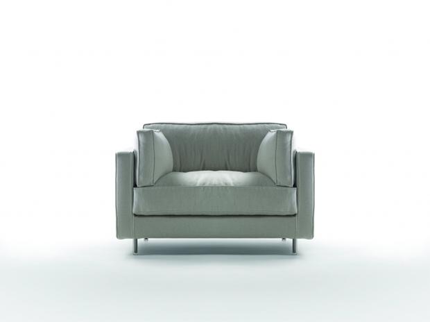 flexform pasodoble sessel design antonio citterio 1979. Black Bedroom Furniture Sets. Home Design Ideas