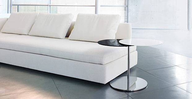 walter knoll eclipse beistelltisch design eoos. Black Bedroom Furniture Sets. Home Design Ideas