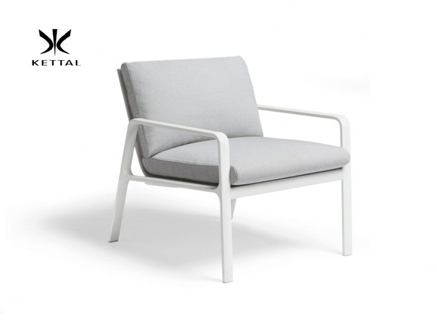Kettal club sessel park life design jasper morrison for Design club sessel