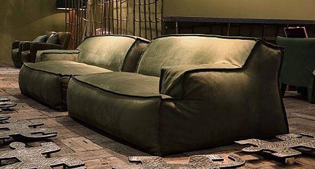 baxter sofa damasco. Black Bedroom Furniture Sets. Home Design Ideas
