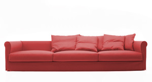 Living Divani Dorian Sofa Piero Lissoni