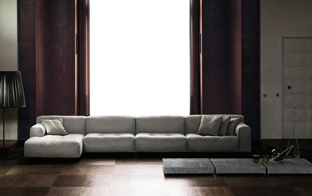 living divani softwall sofa design piero lissoni