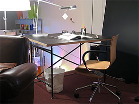 richard lampert eiermann tischgestell design egon eiermann. Black Bedroom Furniture Sets. Home Design Ideas