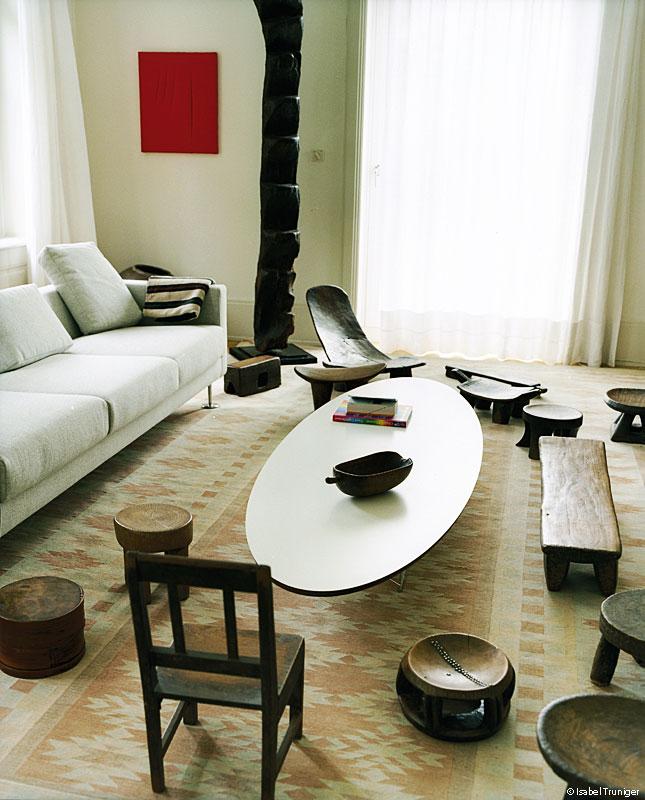 vitra elliptical tablecharles ray eames 1953. Black Bedroom Furniture Sets. Home Design Ideas