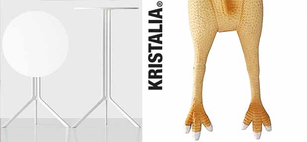 kristalia poule tisch design patrick norguet. Black Bedroom Furniture Sets. Home Design Ideas
