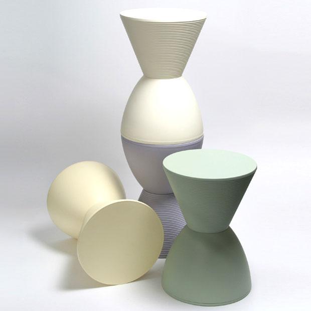 Kartell Prince Aha Hocker Design Philippe Starck