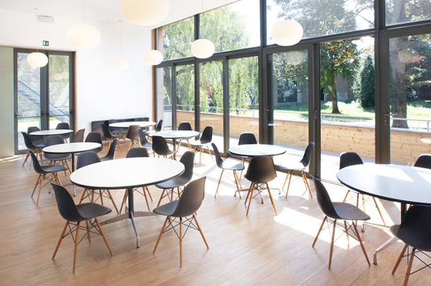 Vitra Segmented Tables Eames Design