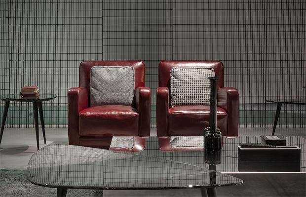 baxter sessel berlino. Black Bedroom Furniture Sets. Home Design Ideas