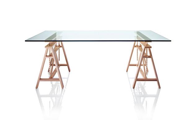 Magis teatro designe marc berthier for Designer tischplatten