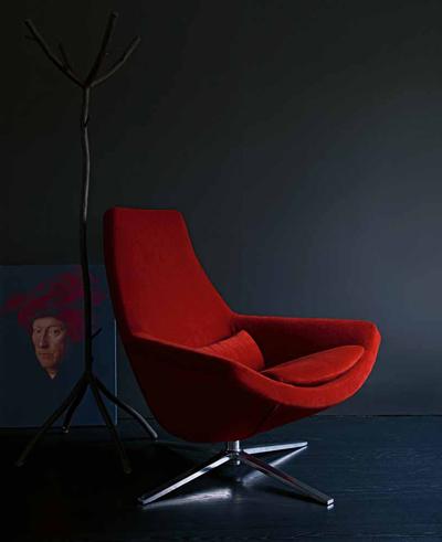 b b italia metropolitan sessel design jeffrey bernett. Black Bedroom Furniture Sets. Home Design Ideas