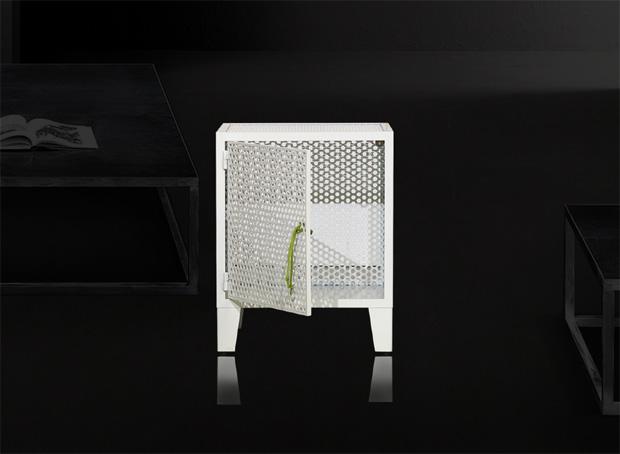 Baxter Couchtisch Industrielle Design Paola Navone