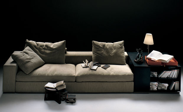 Flexform Groundpiece Sofa Deisgn Antonio Citterio