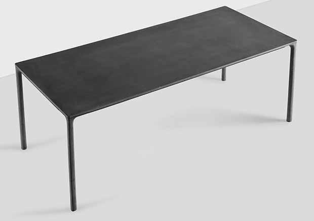 Kristalia boiacca tisch design lucidipevere for Tavoli baxter prezzi