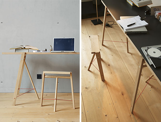 moormann 5 tisch design tomas alonso. Black Bedroom Furniture Sets. Home Design Ideas