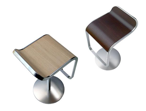 Barhocker Designer lapalma lem barhocker design shin tomoko azumi