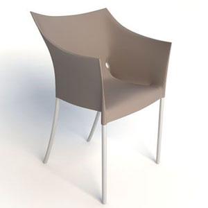 Kartell Dr No Stapelstuhl Design Philippe Starck